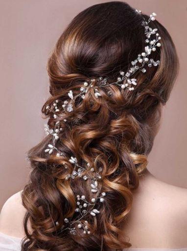 Bridal Wedding Hairpiece Vine