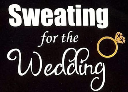 Sweating for the Wedding Tshirt