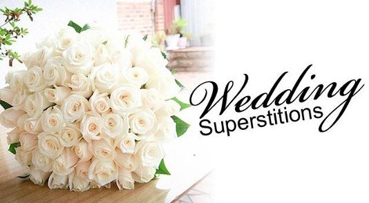 Forget About These 5 Wedding Superstitions!