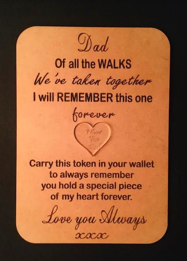 Father of the Bride Wedding Gift