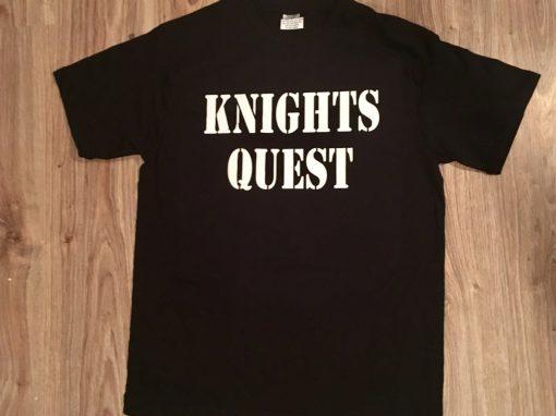 Knights Quest Tshirt