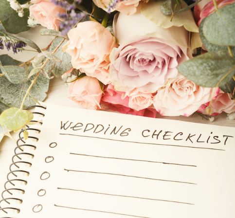 My Wedding Checklist for Brides And Grooms