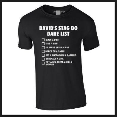 Checklist Tshirt