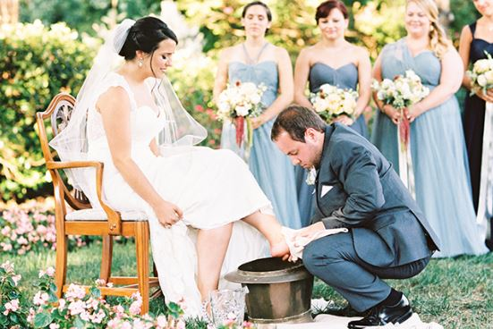 What is the point of Wedding Traditions? Why do we do what we do at Weddings?