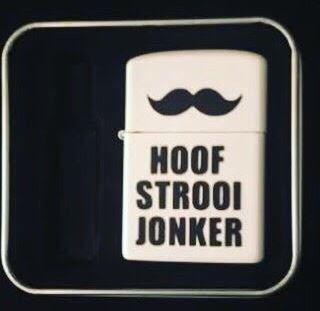 Hoof Strooi Jonker Lighter