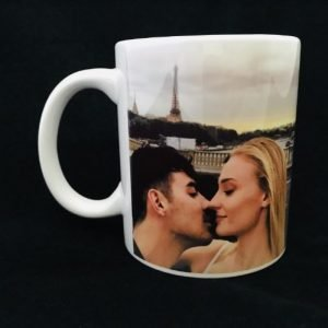 Customised Mug with Your Colour Photo