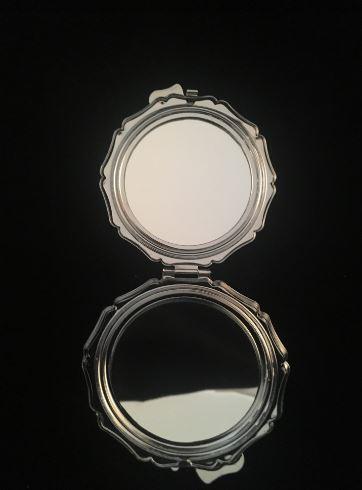 Customised Bridal Compactum Make-up Mirror