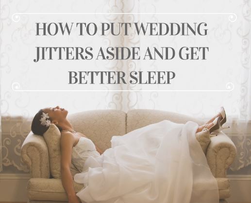 Are Bride or Groom Wedding Jitters natural?