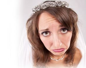 Brides: Practice Your Pouting