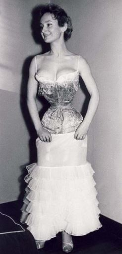 Wedding Dress Corset
