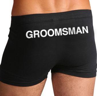 Men's Personalised Customised Jockey Briefs