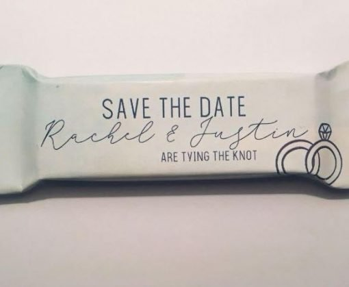 Personalised Wedding Guest Gift Favours. The Perfect Thank You Wedding Gift Favor.