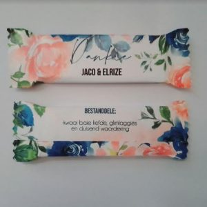 Personalised Wedding Guest Gift Favours