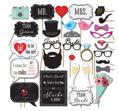Wedding Décor | Party Props