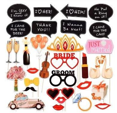 Wedding Décor | Party Props