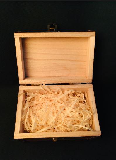 Personalised Wedding Bridal Ring/Gift Box