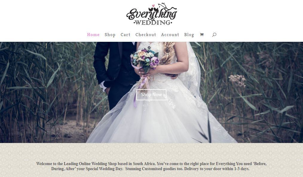 www.EverythingAndWedding.co.za