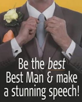 Bestman Wedding Speech