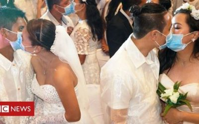 What is the effect on our wedding in South Africa amid the Coronavirus?