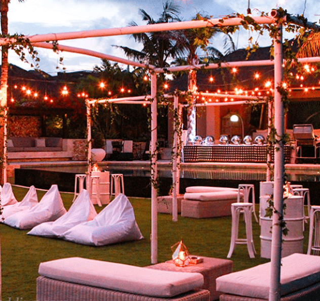 Wedding Trending Seating Areas