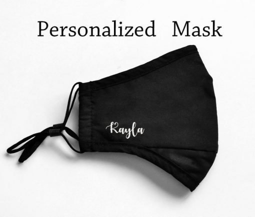 Customise Personalise Face Masks
