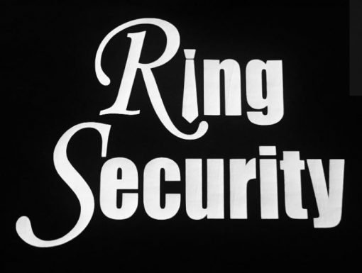 Ring Security Pageboy Wedding Needs