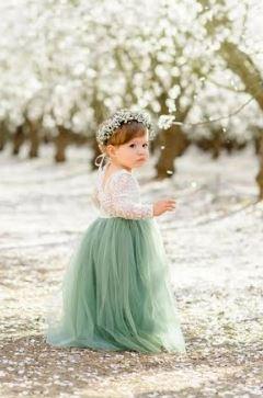 Flower Girl Dress