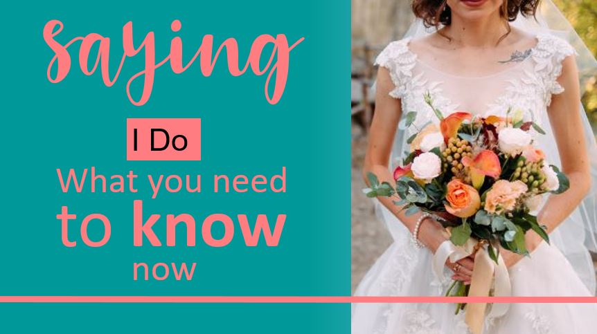 What do I Need to Know About My Wedding Now? | Covid-19