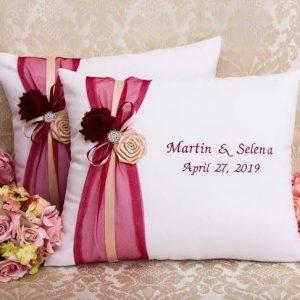 Wedding Kneel Pillow Cushions