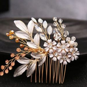 Stunning Bridal Wedding Hairpiece, Bride Hair Accessories