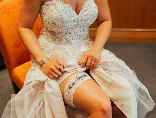 Bridal Bride Wedding Garter