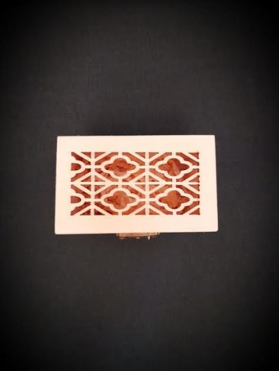 Beautiful Wooden Ring Box | Wooden Gift Box | Wedding Gift Box