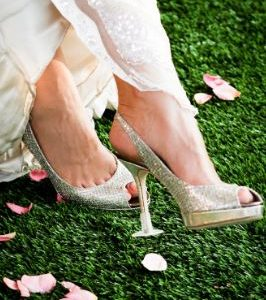 Stillhetto High Heel Clear Protectors | Bride and Bridesmaid Shoe Accessories