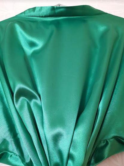 Dark Green Bridal Wedding Robe | Beautiful Bride, Bridesmaid, Mother Robes