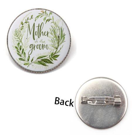 Wedding Badge | Mother of the Groom
