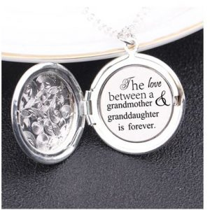 Grandmother | Granny | Nana | Necklace Pendant Wedding Gift from Granddaughter