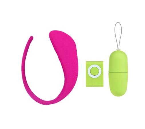 C-string Panty with Remote Control Vibrating Egg   Sex toy   Couple Toy   Erotic
