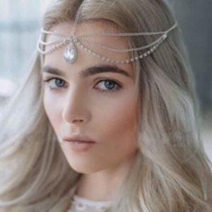 Bridal Hairpiece | Headchain | Hair Accessories