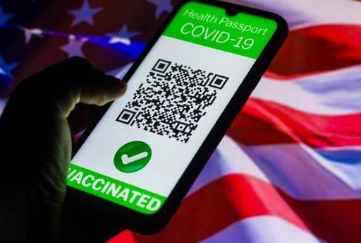 Covid-19 vaccination passport