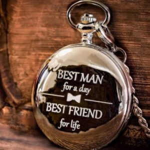 """Bestman Pocket Watch 